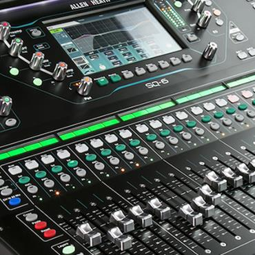 See our audio equipment for hire