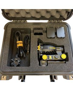 Dedolight DLOBML Ledzilla on-board camera LED Light Basic Kit Hire
