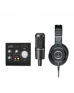 Audio Technica AT2035 Studio Bundle