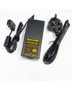 Dedolight DLPS36-100 AC Power Supply
