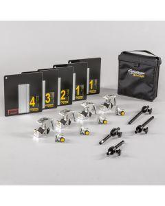 Dedolight SLR25-6 Lightstream Reflector 25x25cm Kit