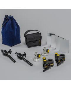 Dedolight SLR7R-4 Lightstream Reflector 7x10cm Kit
